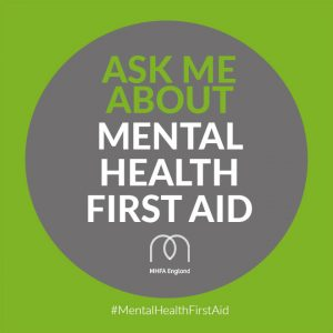 Ask me about Mental Health